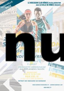 5Km, 10Km et Semi Marathon de Nimes