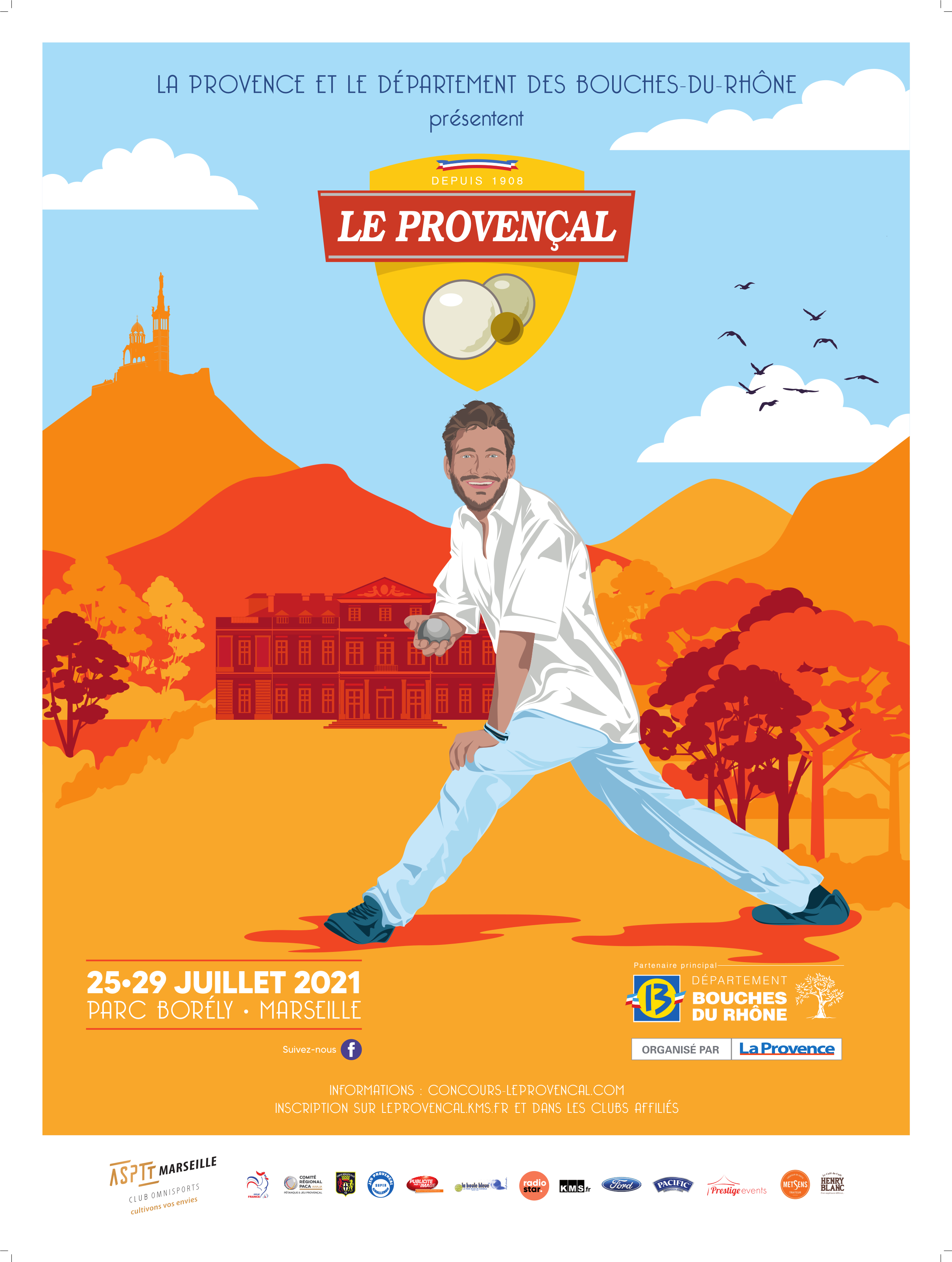 Concours Le Provençal
