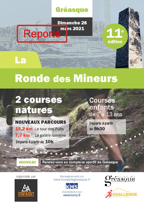 Affiche La Ronde des Mineurs 11